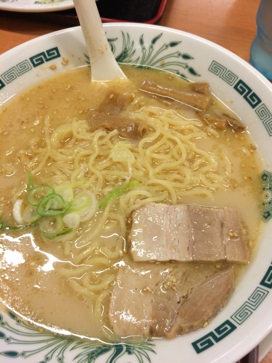ราเมนชามแรกในญี่ปุ่น ราคาแค่ 640 เยนเอง อร่อยด้วย