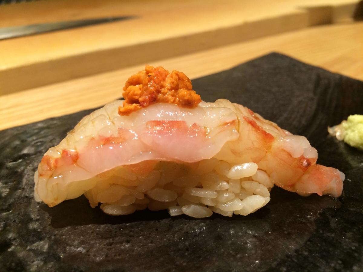 Shinsei Authentic Sushi ซูชิรสเลิศกลางซอยอารีย์