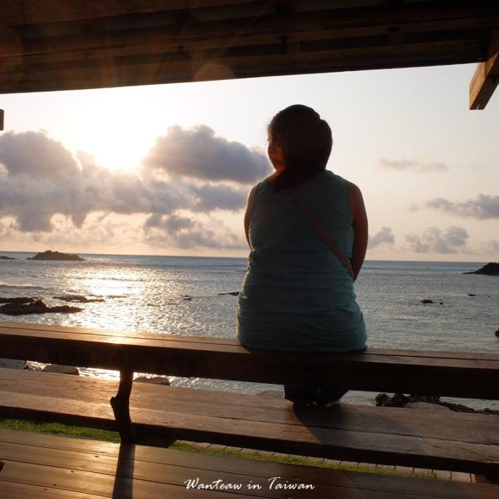 นั่งชมพระอาทิตย์ขึ้นลมเย็นๆแบบนี้ฟินสิคะ